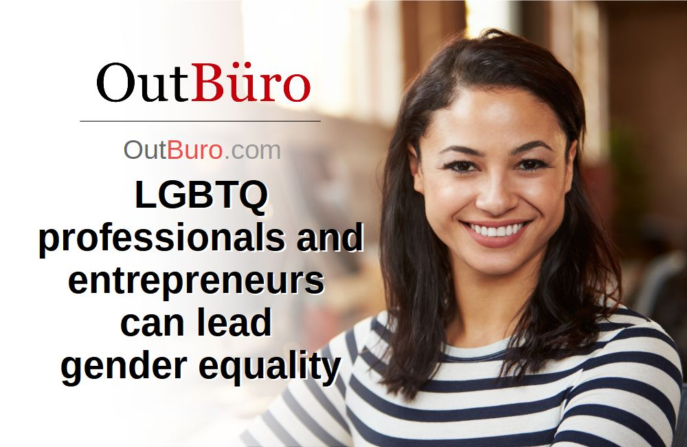 LGBTQ professionals and entrepreneurs can lead gender equality - Corporate Equality Employer Branding Ratings Reviews Monitoring