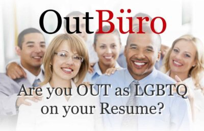 OutBuro - Are You Out as LGBT on Your R