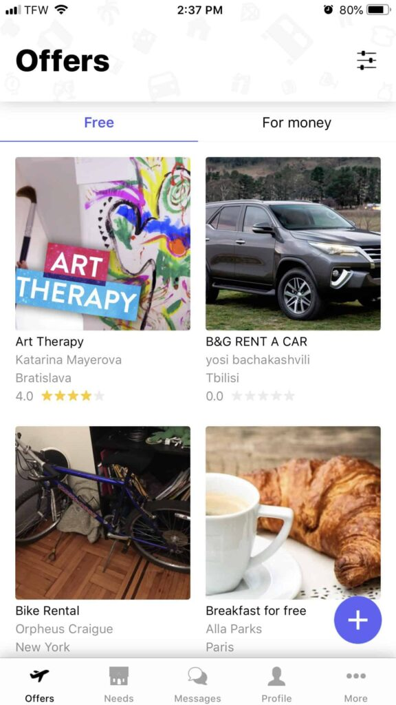 BringMeGift - LGBT vacation business travel app 4 - OutBuro Gay Professional Network Community GLBT Lesbian Transgender Queer Business Owners News