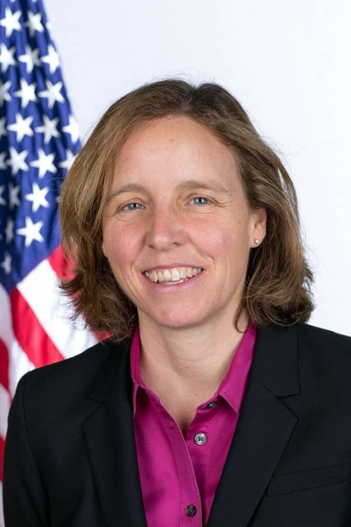 Megan Smith - Former CTO of the United States - OutBuro Gay Professional Networking Community business news LGBT GLBT Lesbian Transgender Queer bisexual information
