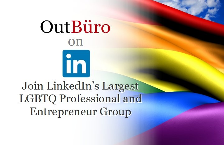Join LinkedIn Largest LGBTQ Professional and Entrepreneur Group - OutBuro - workplace LGBT corporate equality Employer Ratings Reviews Monitoring Employee Recruiting