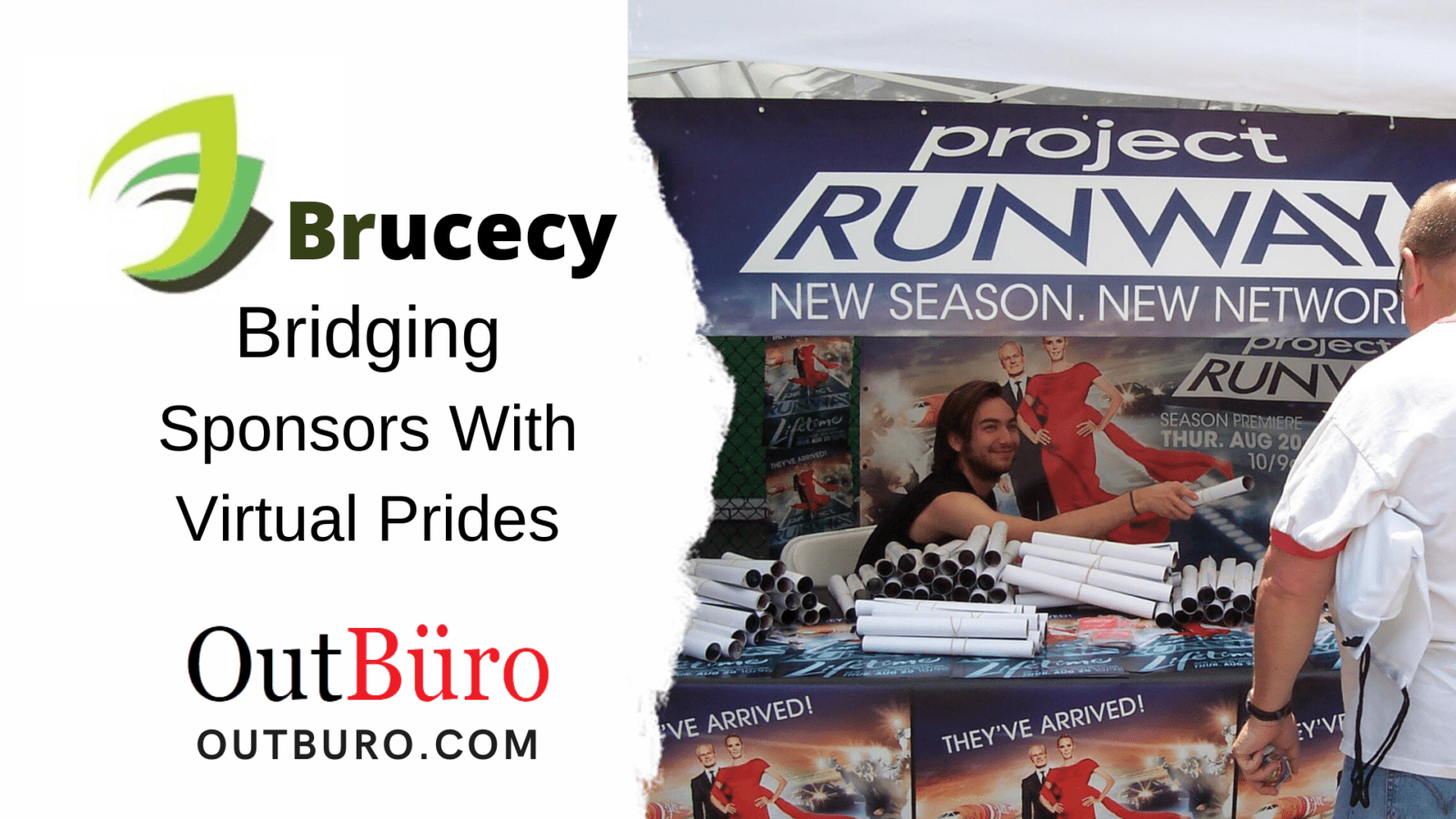Brucecy Marketing Group - Tom Legan - Global Pride 2020 - LGBT Entrepreneur Gay Business Owner Professional Brand Activation Customer Connection - OutBuro LGBTQ Communit