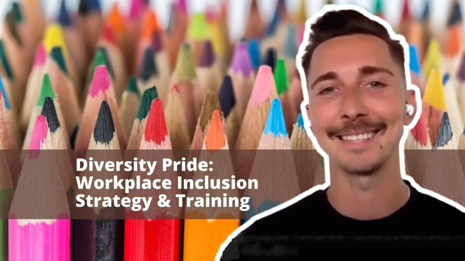 Martin Kmiecik Diversity Pride Workplace Inclusion Strategy & Training Out Gay business owner lgbtq entrepreneur lgbt professional outburo workplace equality welcoming belonging culture