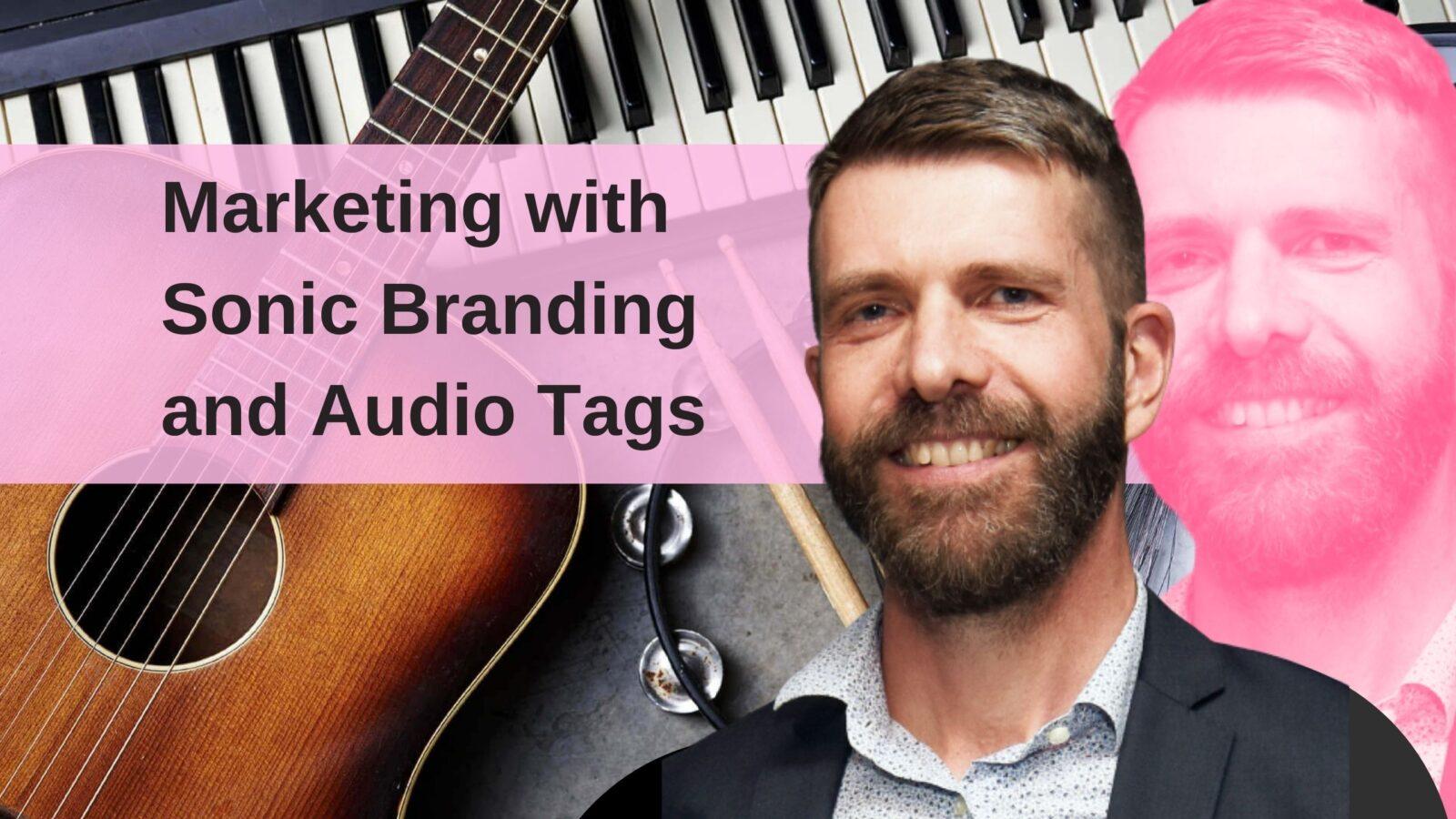 Sonic Branding music acustic logo identity Olivier Jamin Changeart OJC Musical marketing consulting lgbt entrpreneur lgbtq professional gay business owner OutBuro online community