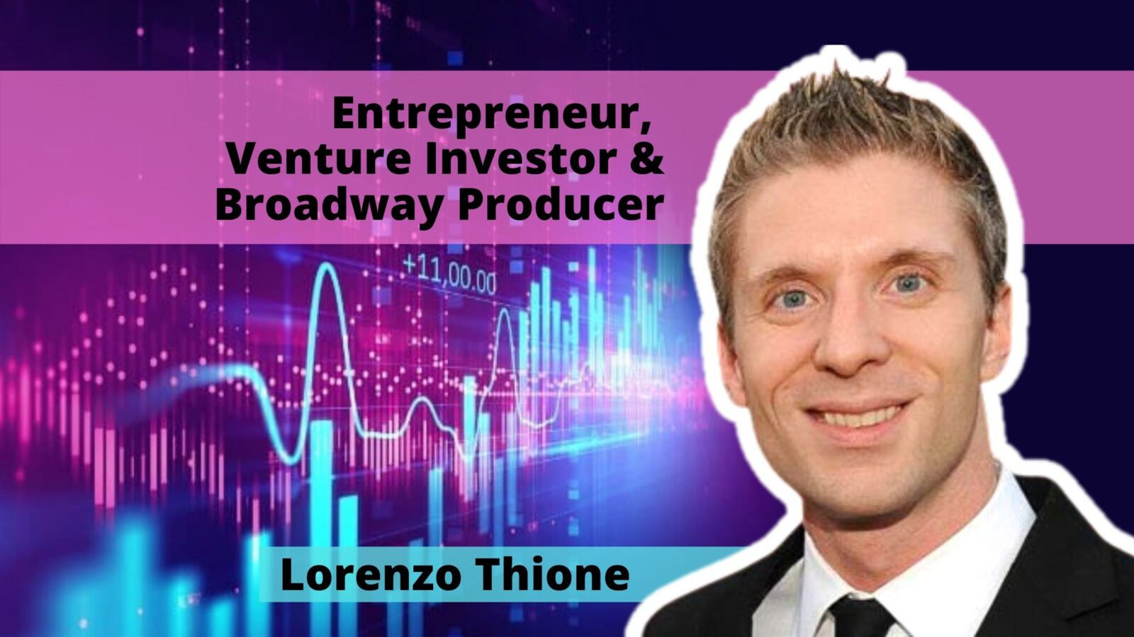 Lorenzo Thione Gaingels LGBTQ Startup investing financial funding investor gay entrepreneur OutBuro