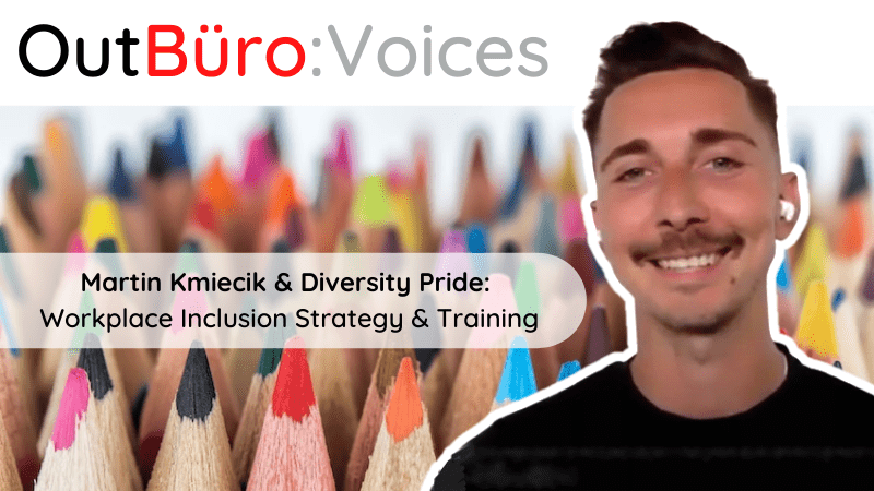 OutBuro Voices 1-22 Martin Kmiecik Gay business owner lgbtq entrepreneur lgbt professional outburo equality