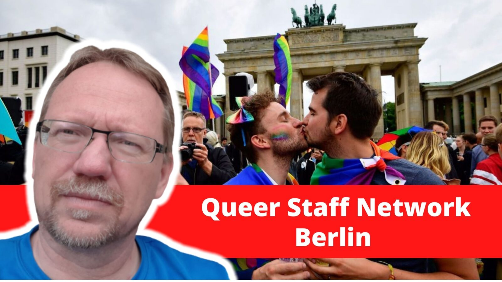 Queer staff network Berlin Dr Franz Markus Loew LGBTQ professionals of Employer Corporate ERG Employee Resource Groups OutBuro (1)
