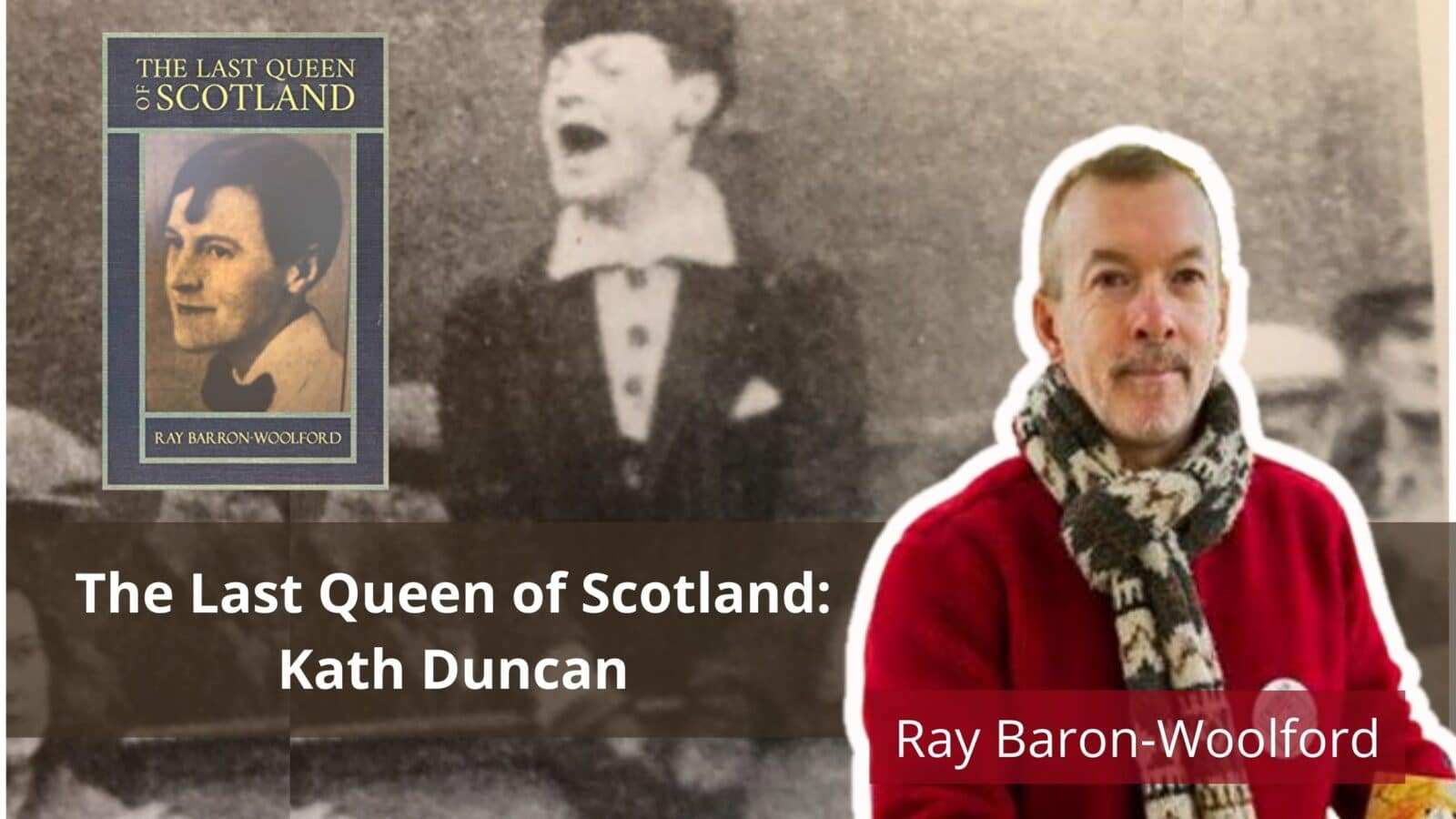 Ray Baron-Wolford Kath Duncan The Last Queen of ScotlandLGBTQ entrepreneurs business owners gay lesbian queer online community OutBuro