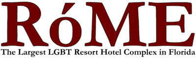 Rome - The Largest LGBTQ Resort in Florida Gay Vacation Hotel Complex Tampa Bat St Pete Saint Petersburg