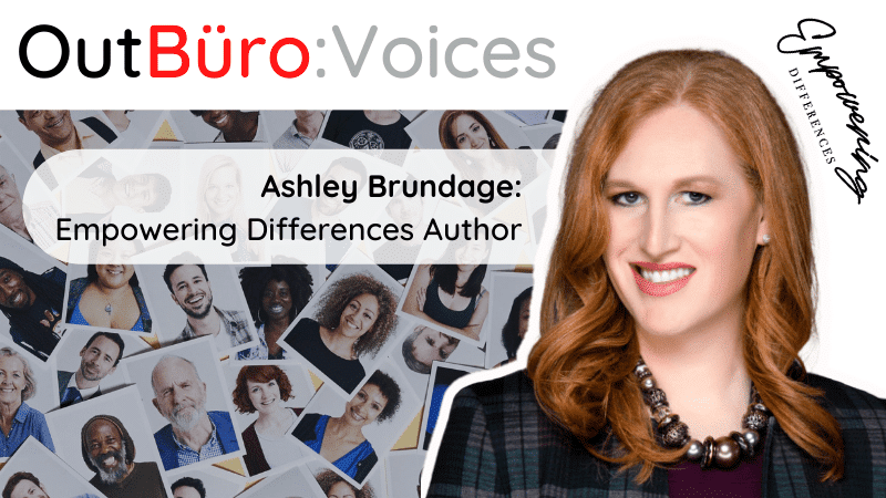 Ashley Brundage: Empowering Differences Author and Transgender Activist