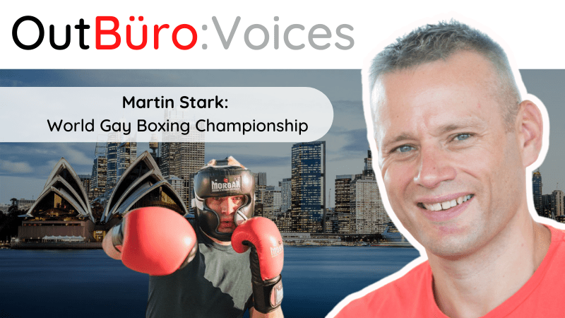 Martin Stark: World Gay Boxing Championship
