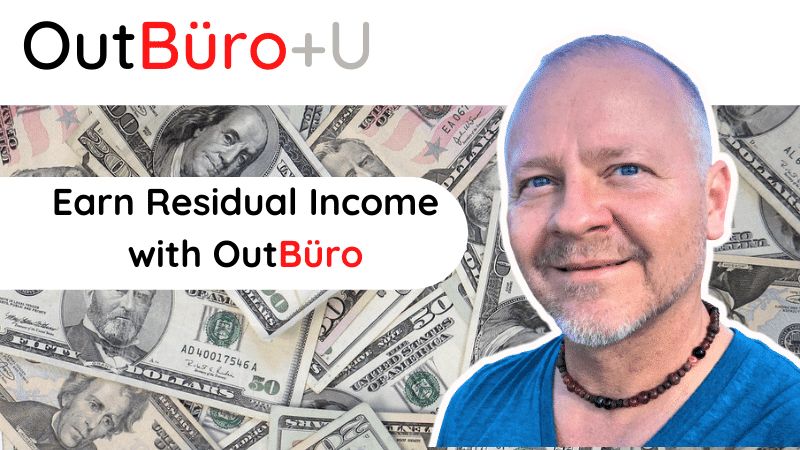 Earn Residual Income with OutBüro