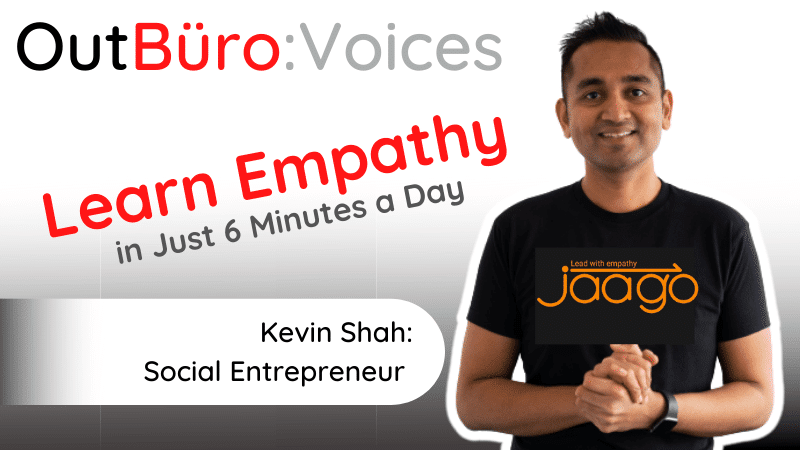 Learn Empathy in Just 6 Minutes a Day