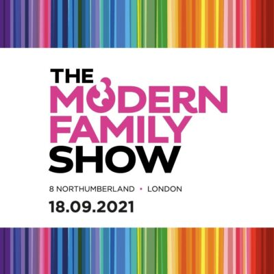 The Modern Family Show OutBuro Voices 2-2 Michael Johnson-Ellis Gay entrepreneur lgbtq family buliding adoption surrogacy foster gay dads lesbian parents transgender