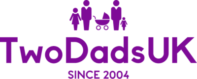 TwoDadsUK OutBuro Voices 2-2 Michael Johnson-Ellis Gay entrepreneur lgbtq family buliding adoption surrogacy foster gay dads lesbian parents transgerder professional