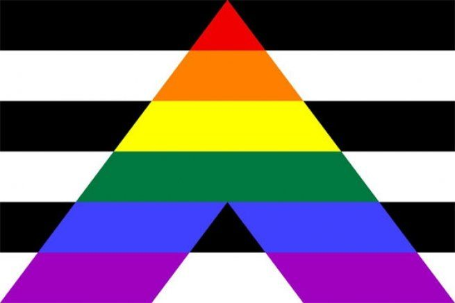 Straight Ally flag-lgbtq pride professional online community groups rate your emploer rating company reviews gay lesbian queer trans entrepreneurs outburo