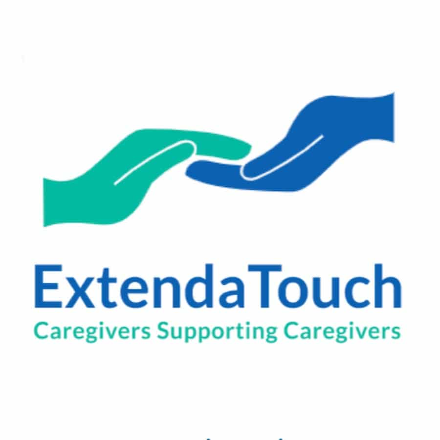 ExtendaTouch caregiver online support network get connected to local non-profits for on-going support