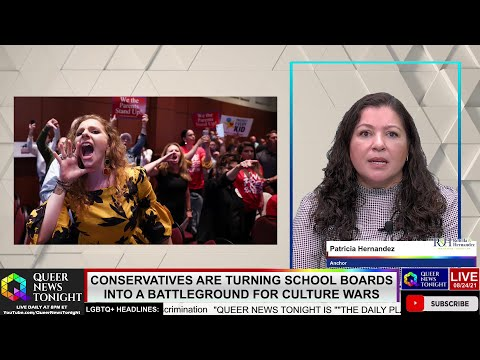 Conservatives are turning school boards into a battleground for culture wars OutBuro LGBTQ professional entrepreneur online networking community gay lesbian bisexual transgender nonbinary