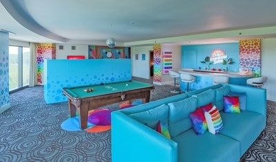 Foxwood Resort announces Pride Rainbow suite with bubbly OutBuro LGBTQ professional entrepreneur online networking community lesbian bisexual transgender nonbinary