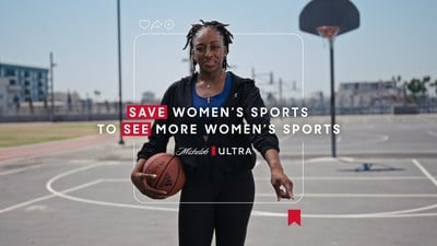 Michelob Ultra Donates Supporting Women in Sports Gender Equality OutBuro LGBTQ professional entrepreneur online networking community lesbian bisexual transgender nonbinary