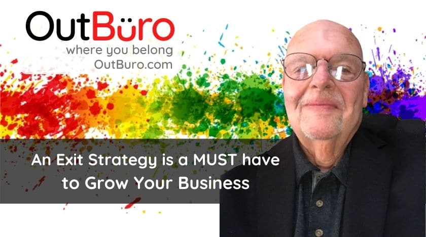 Stephen Crawford Business Exit Strategy Coach OutBuro lgbt professional entreprenuer networking online community gay lesbian transgender queer bisexual nonbinary