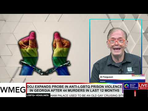 DOJ Expands Probe In Anti-LGBTQ Prison Violence In Georgia After 44 Murders In Last 12 Months OutBuro LGBT professional entrepreneur online networking community gay lesbian bisexual transgender nonbinary