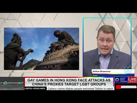 Gay Games in Hong Kong face attacks as China's proxies target LGBT groups OutBuro LGBT professional entrepreneur online networking community gay lesbian bisexual transgender nonbinary