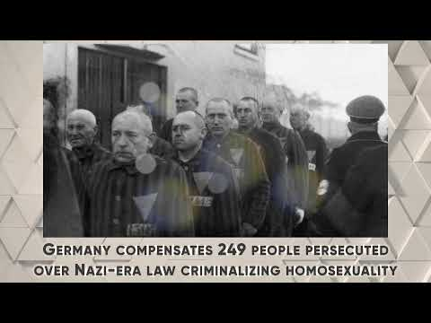 Germany compensates 249 people persecuted over Nazi-era law criminalizing homosexuality OutBuro LGBT professional entrepreneur online networking community gay lesbian bisexual transgender nonbinary 2
