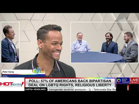 Poll - 57 percent of Americans back bipartisan deal on LGBTQ rights and religious liberty OutBuro LGBT professional entrepreneur online networking community gay lesbian bisexual transgender nonbinary 2