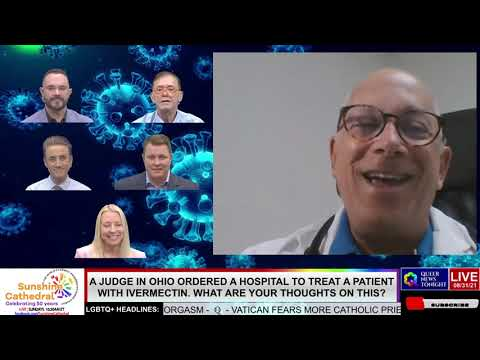 Queer News Tonight Health Q&A with Dr. Grossman OutBuro LGBT professional entrepreneur online networking community gay lesbian bisexual transgender nonbinary 2