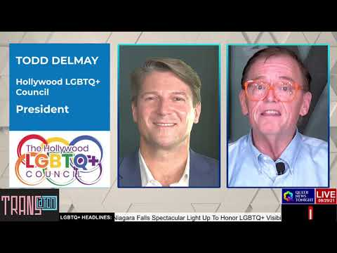 Queer News Tonight Sep 29 2021 OutBuro LGBT professional entrepreneur online networking community gay lesbian bisexual transgender nonbinary