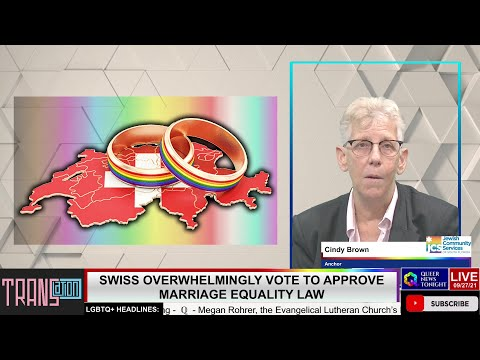 Swiss Overwhelmingly Vote To Approve Marriage Equality Law OutBuro LGBT professional entrepreneur online networking community gay lesbian bisexual transgender nonbinary
