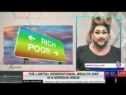 The LGBTQ+ Generational Wealth Gap Is a Serious Issue OutBuro LGBT professional entrepreneur online networking community gay lesbian bisexual transgender nonbinary