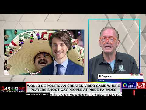 Would-be Politician Created Video Game Where Players Shoot Gay People At Pride Parades OutBuro LGBT professional entrepreneur online networking community gay lesbian bisexual transgender nonbinary 2