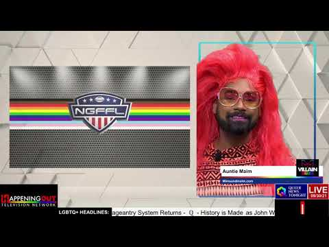 A New Reality Series About Gay Flag Football Players Is Coming To TV's Everywhere OutBuro LGBT professional entrepreneur online networking community gay lesbian bisexual transgender