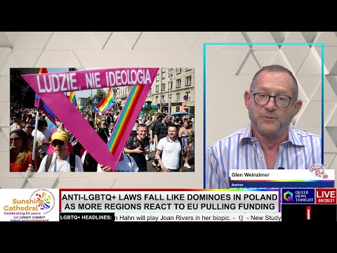 Anti-LGBTQ+ Laws Fall Like Dominoes In Poland As More Regions React to EU Pulling Funding OutBuro LGBT professional entrepreneur online networking community gay lesbian bisexual transgender nonbinary