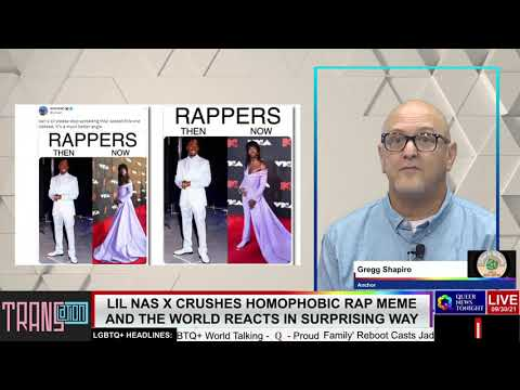 Lil Nas X Crushes Homophobic Rap Meme And The World Reacts In Surprising Way OutBuro LGBT professional entrepreneur online networking community gay lesbian bisexual transgender