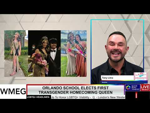 Orlando School Elects First Transgender Homecoming Queen OutBuro LGBT professional entrepreneur online networking community gay lesbian bisexual transgender